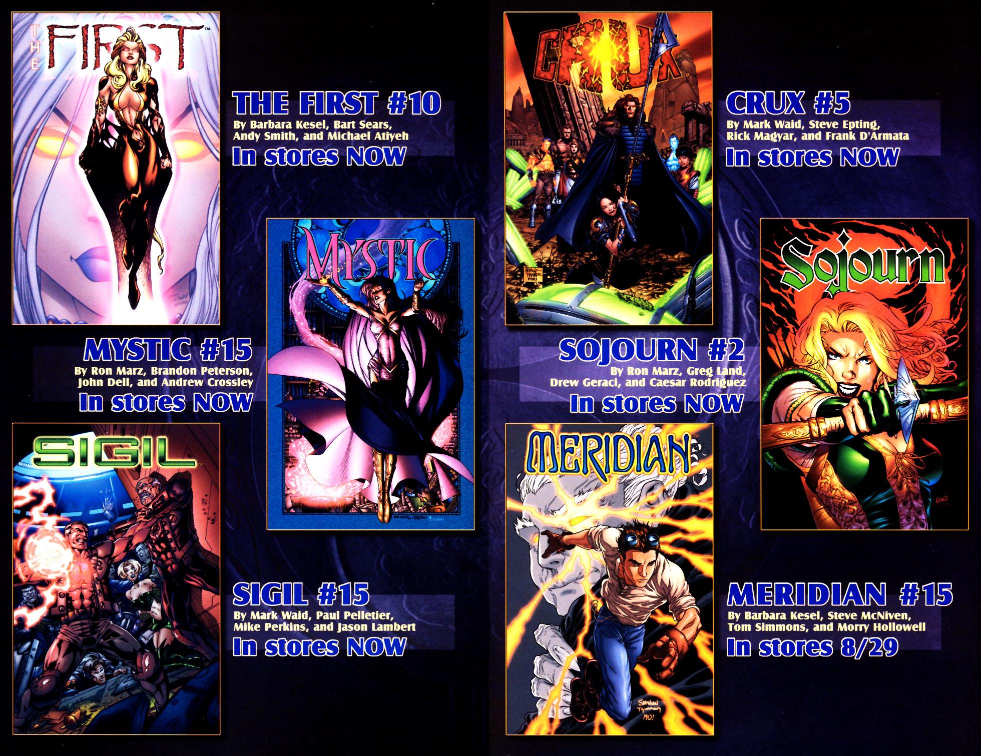 Read online Scion comic -  Issue #15 - 27