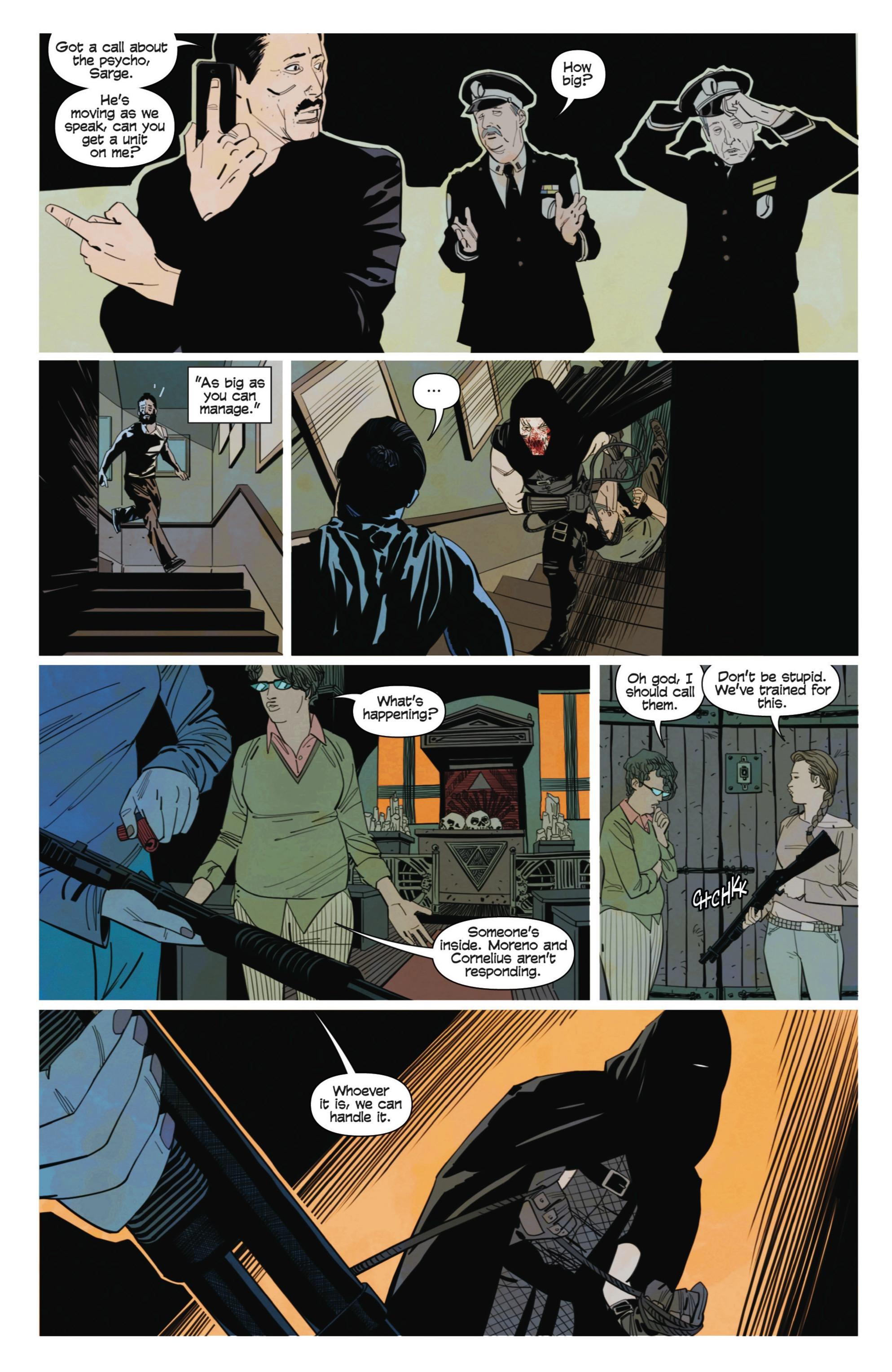 Read online Demonic comic -  Issue #3 - 20