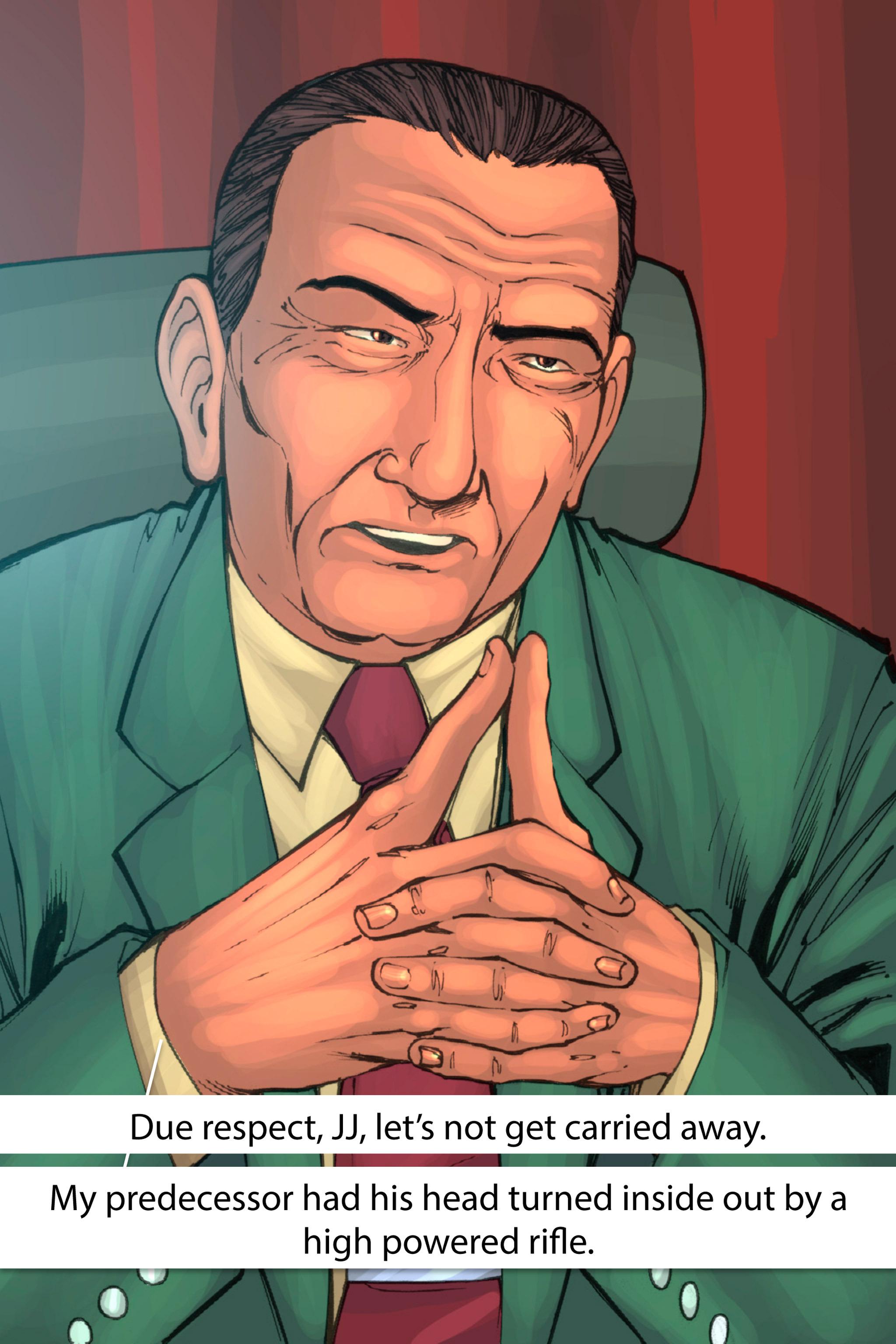Read online Z-Men comic -  Issue #1 - 56