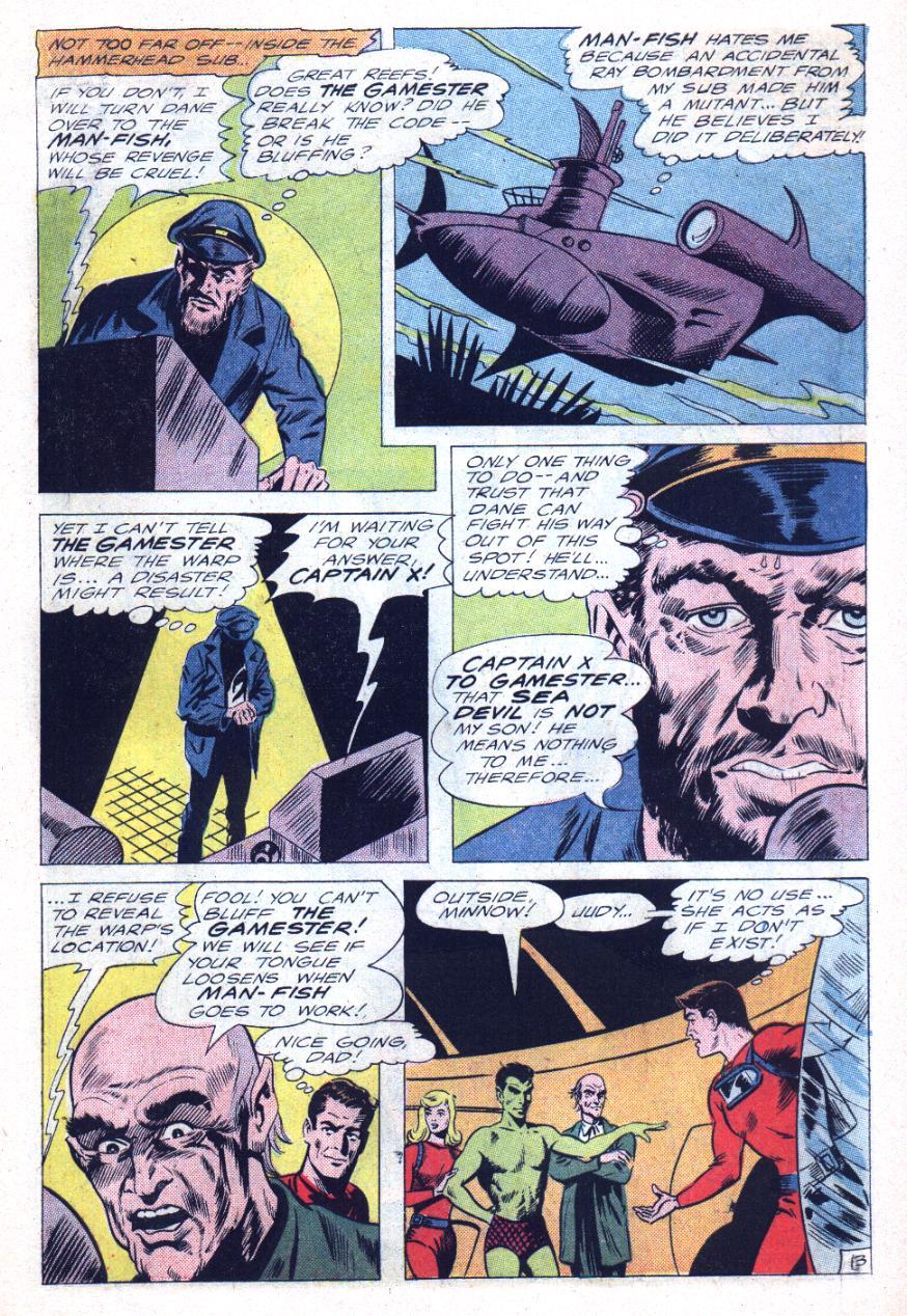 Read online Sea Devils comic -  Issue #26 - 20