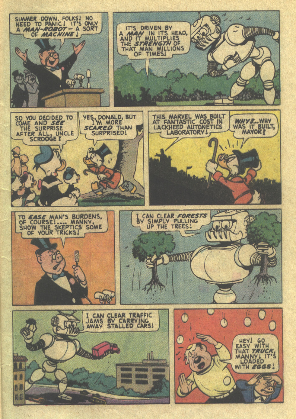 Uncle Scrooge (1953) Issue #115 #115 - English 5
