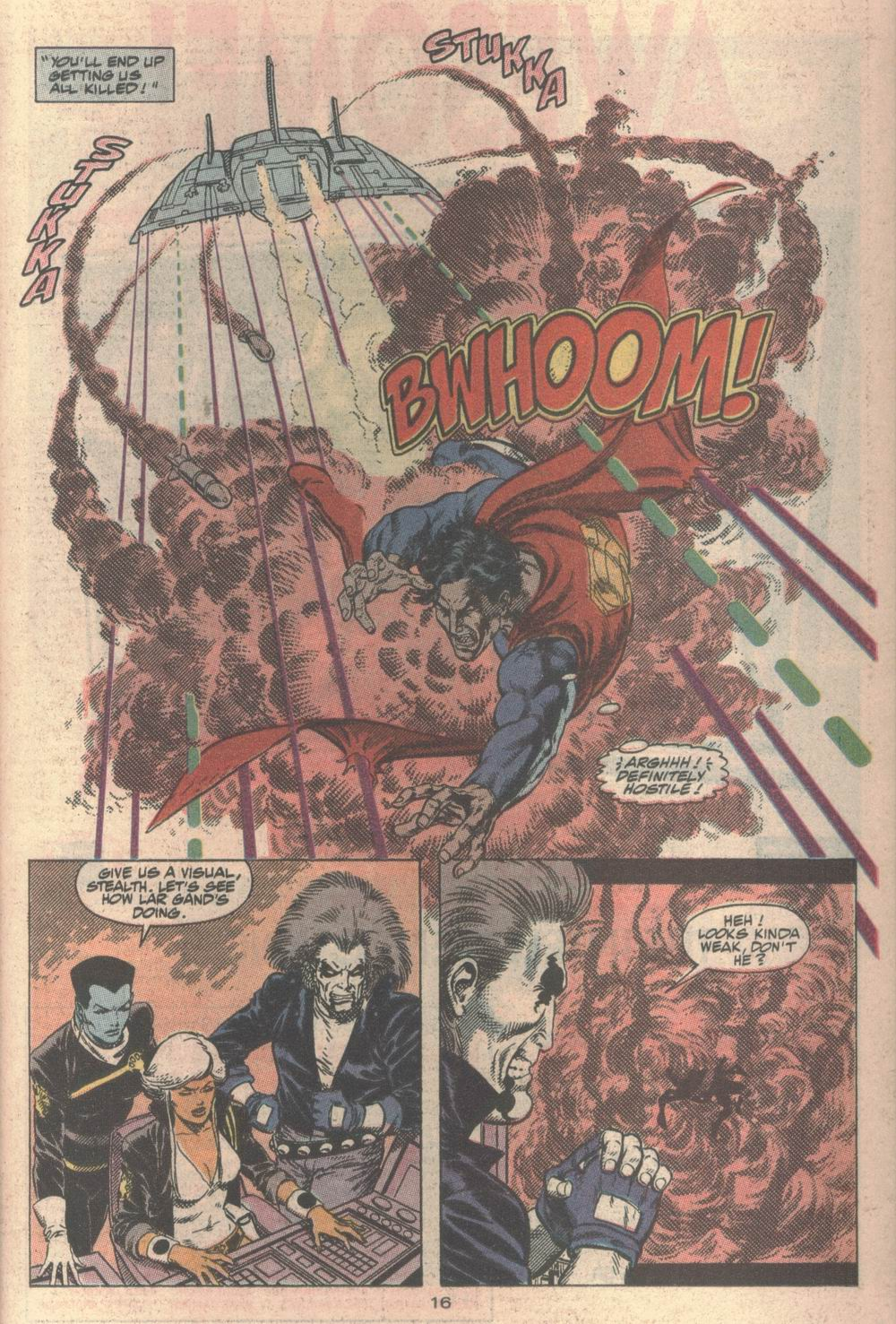 Adventures of Superman (1987) _Annual_2 Page 15