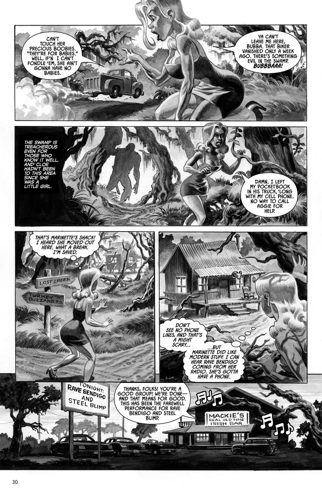 Creepy (2009) Issue #4 #4 - English 32