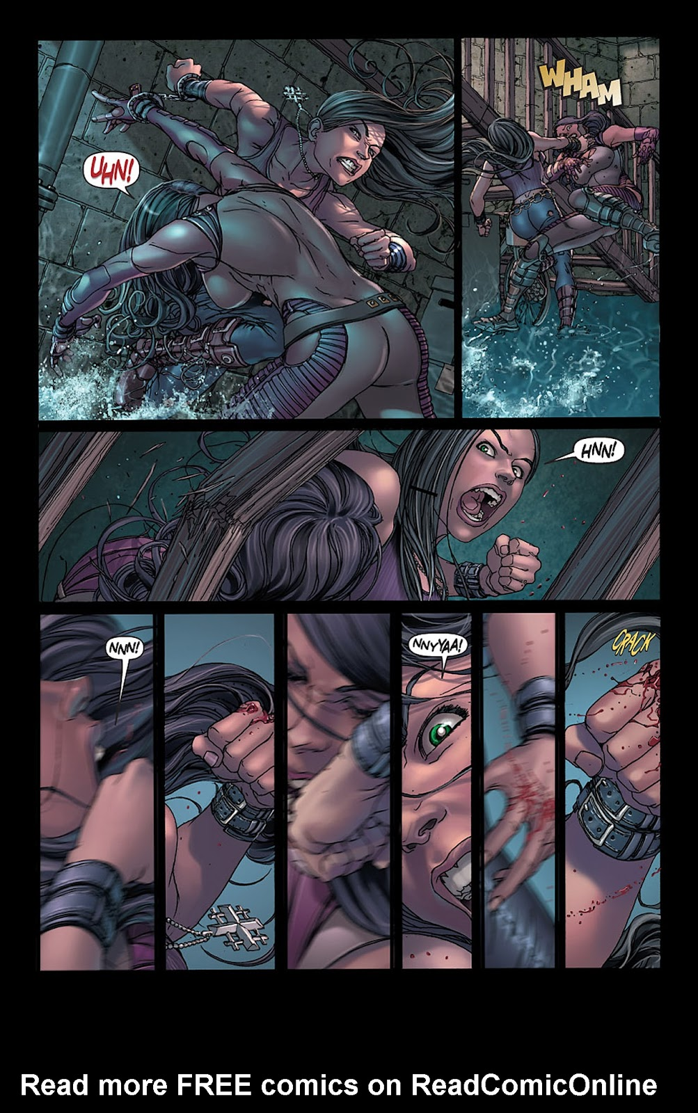 X-23: Target X Issue #5 #5 - English 7