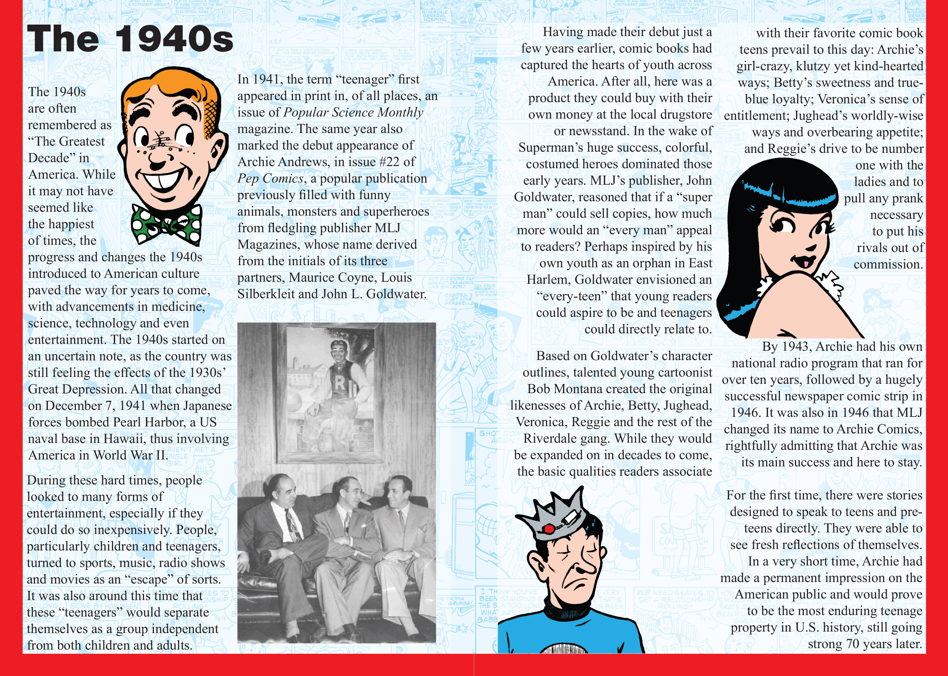Read online The Best of Archie Comics comic -  Issue # TPB 1 (Part 1) - 6