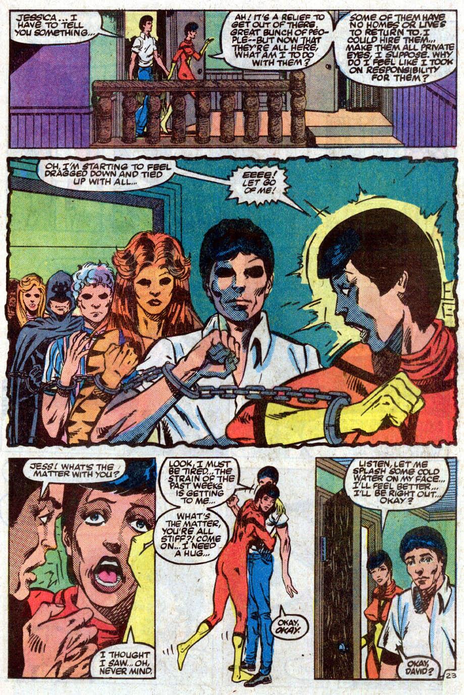 Spider-Woman (1978) #50 #50 - English 25