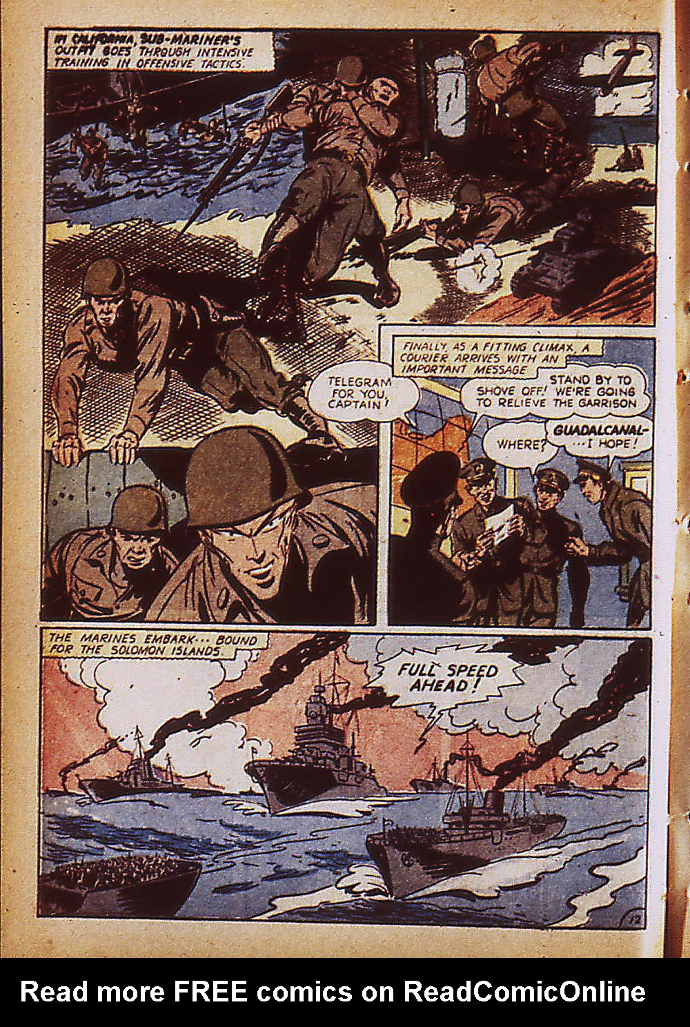 Sub-Mariner Comics Issue #8 #8 - English 15