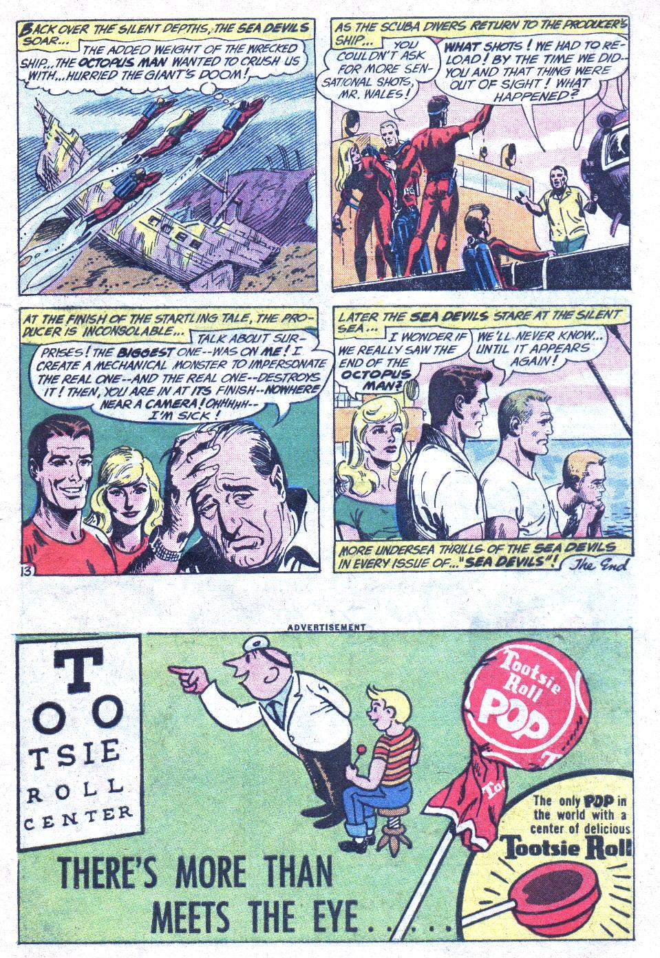 Read online Sea Devils comic -  Issue #1 - 18