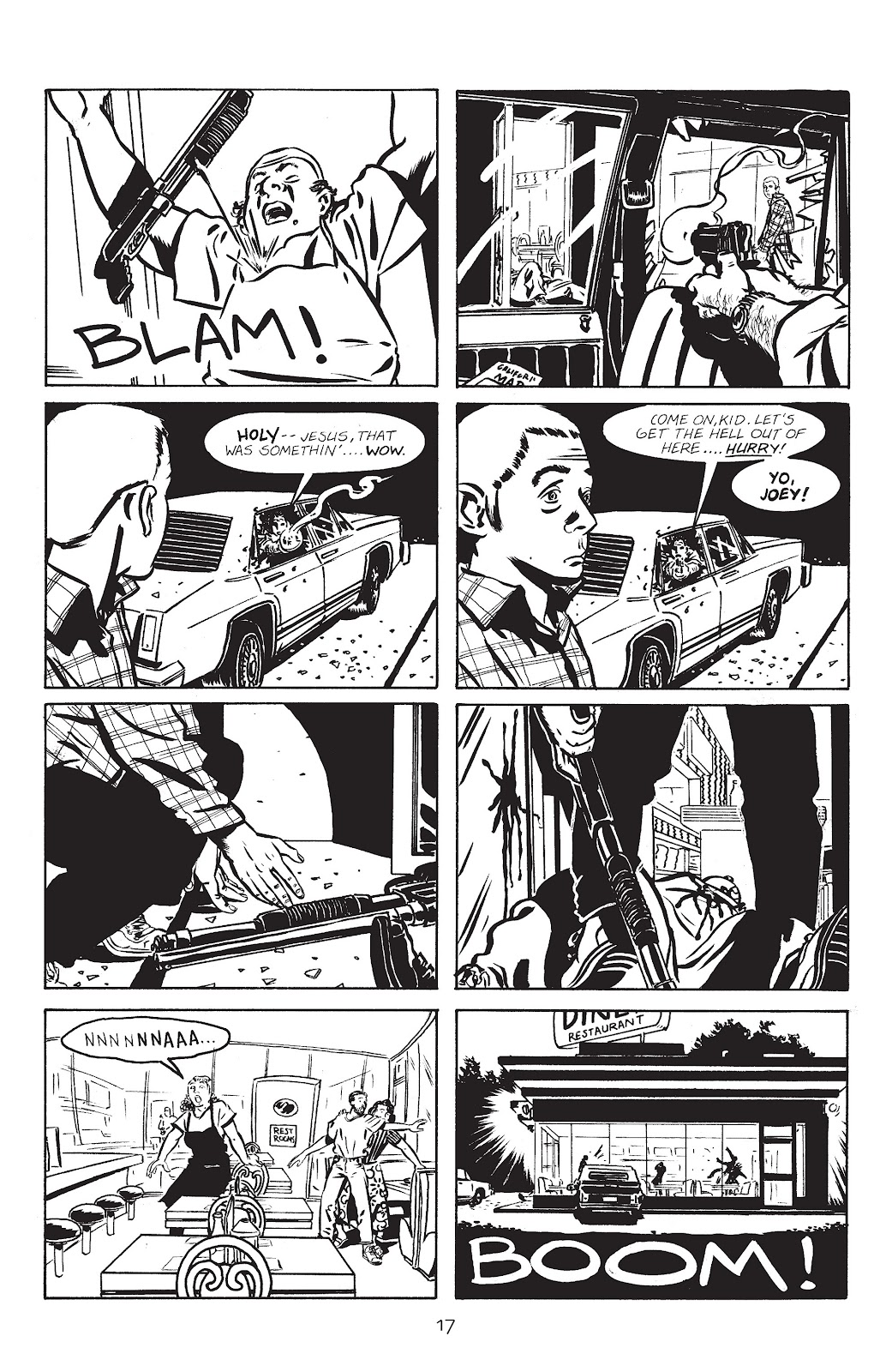 Stray Bullets Issue #1 #1 - English 20