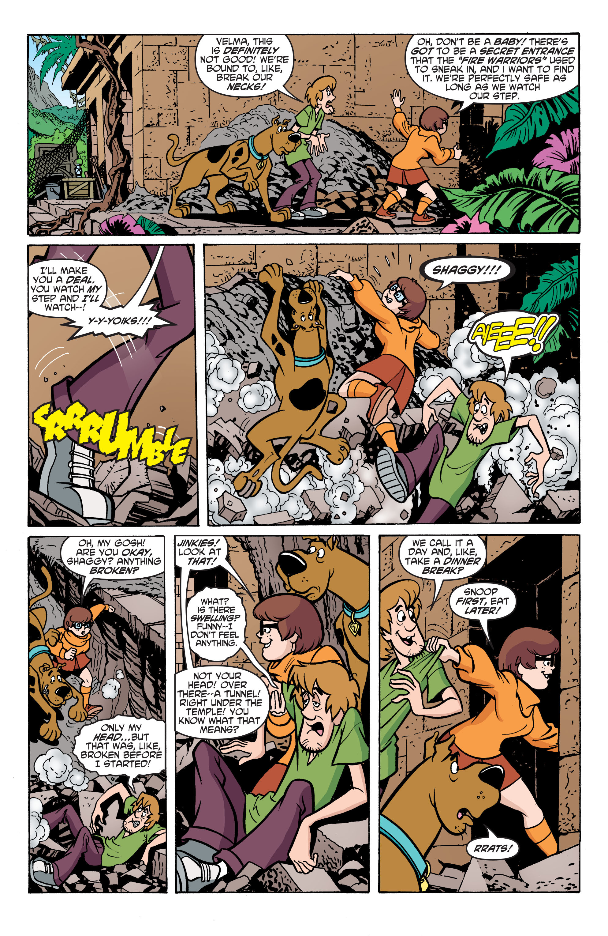 Read online Scooby-Doo: Where Are You? comic -  Issue #75 - 17