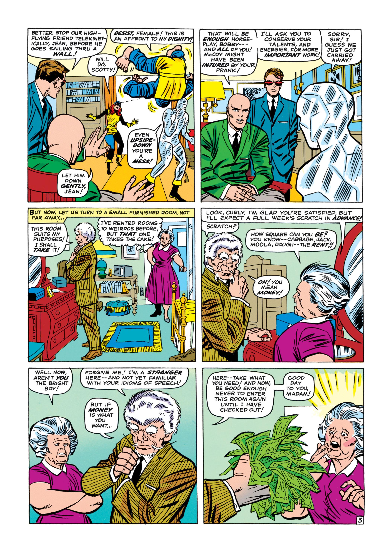 Uncanny X-Men (1963) 11 Page 3