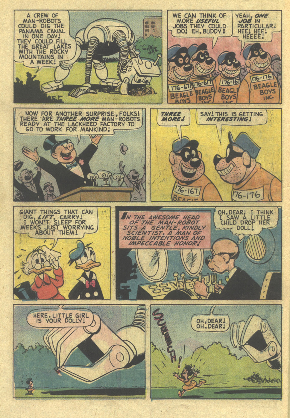 Uncle Scrooge (1953) Issue #115 #115 - English 6