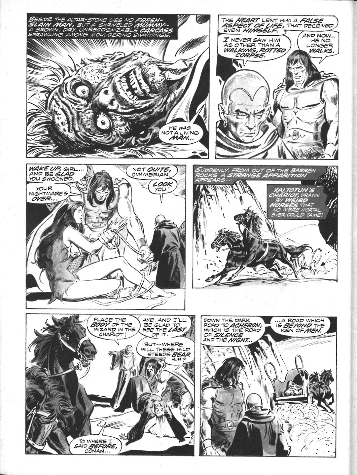The Savage Sword Of Conan Issue #10 #11 - English 48