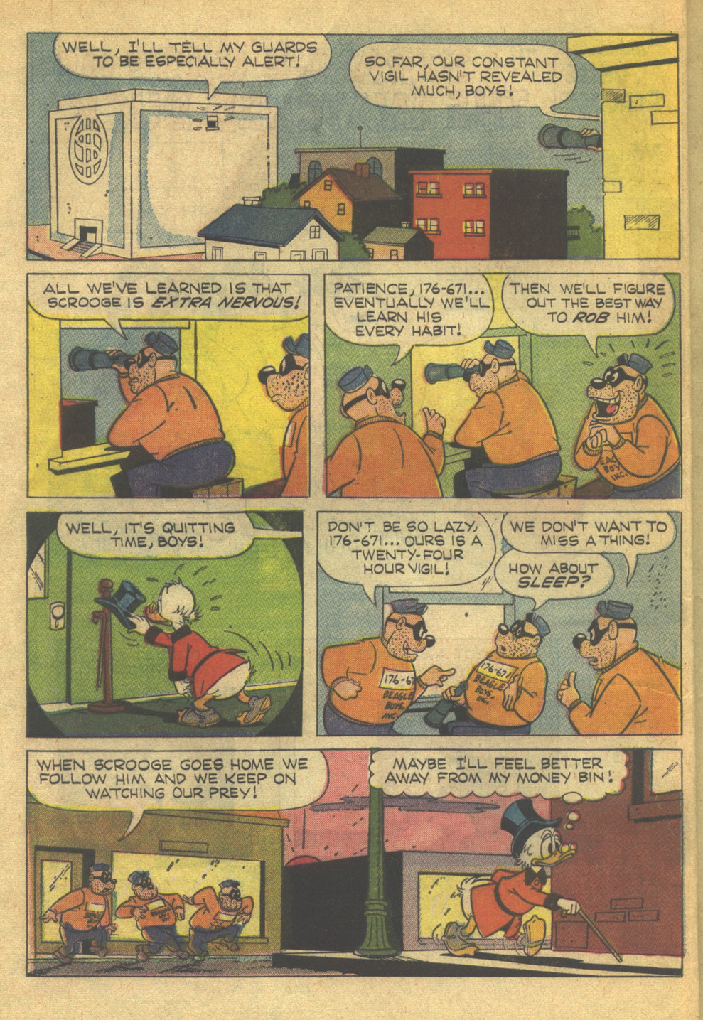 Uncle Scrooge (1953) Issue #79 #79 - English 4