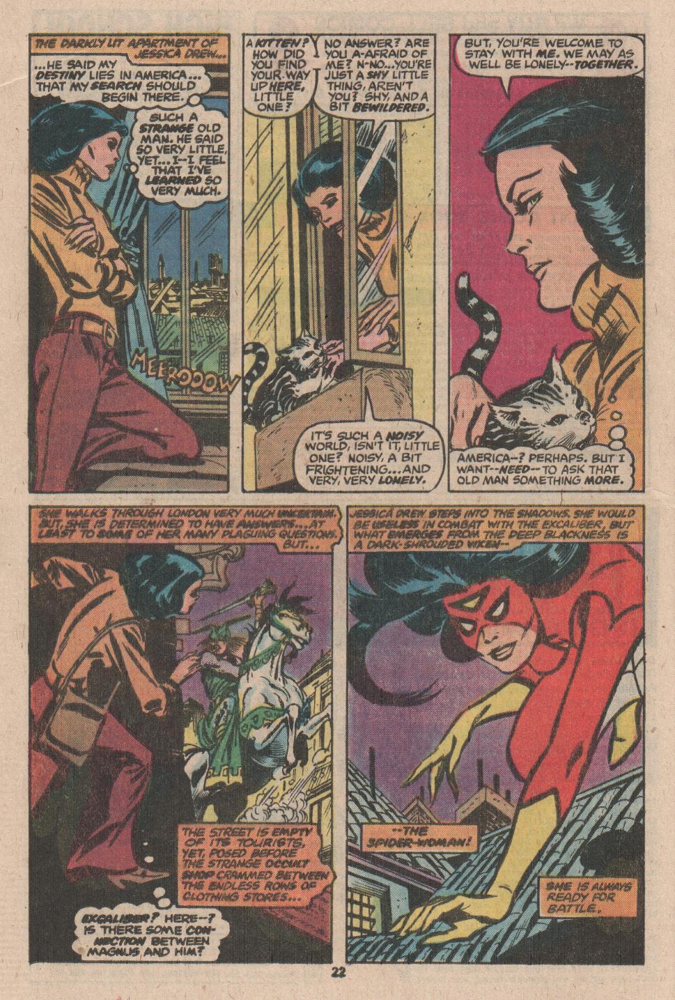 Spider-Woman (1978) #2 #49 - English 14