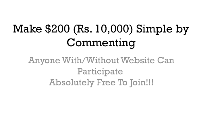 $200 Blog Commenting Contest– eAskme : eAskme