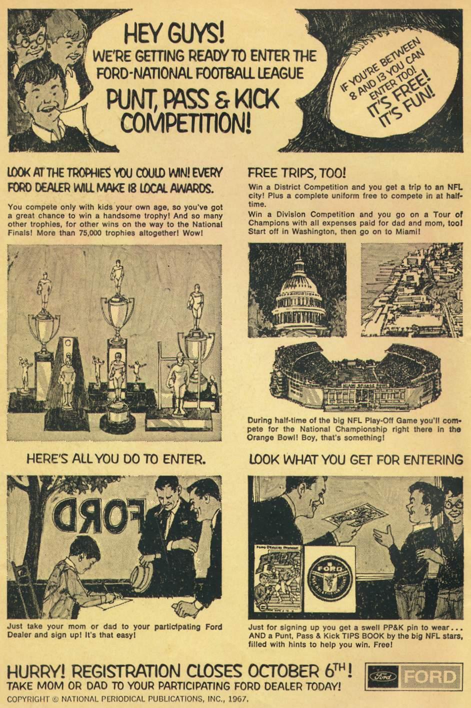 Aquaman (1962) Issue #36 #36 - English 2