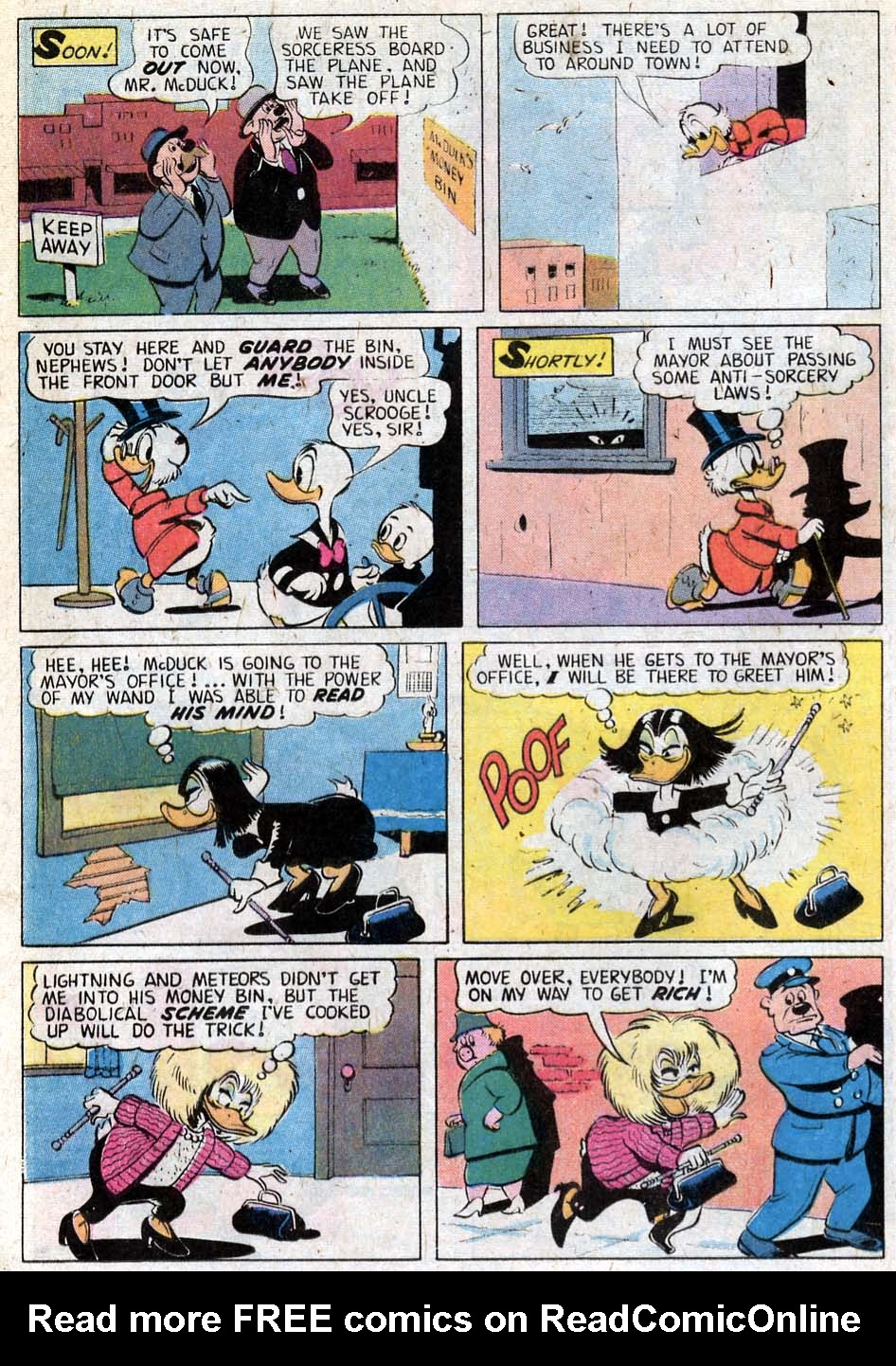 Uncle Scrooge (1953) Issue #140 #140 - English 16