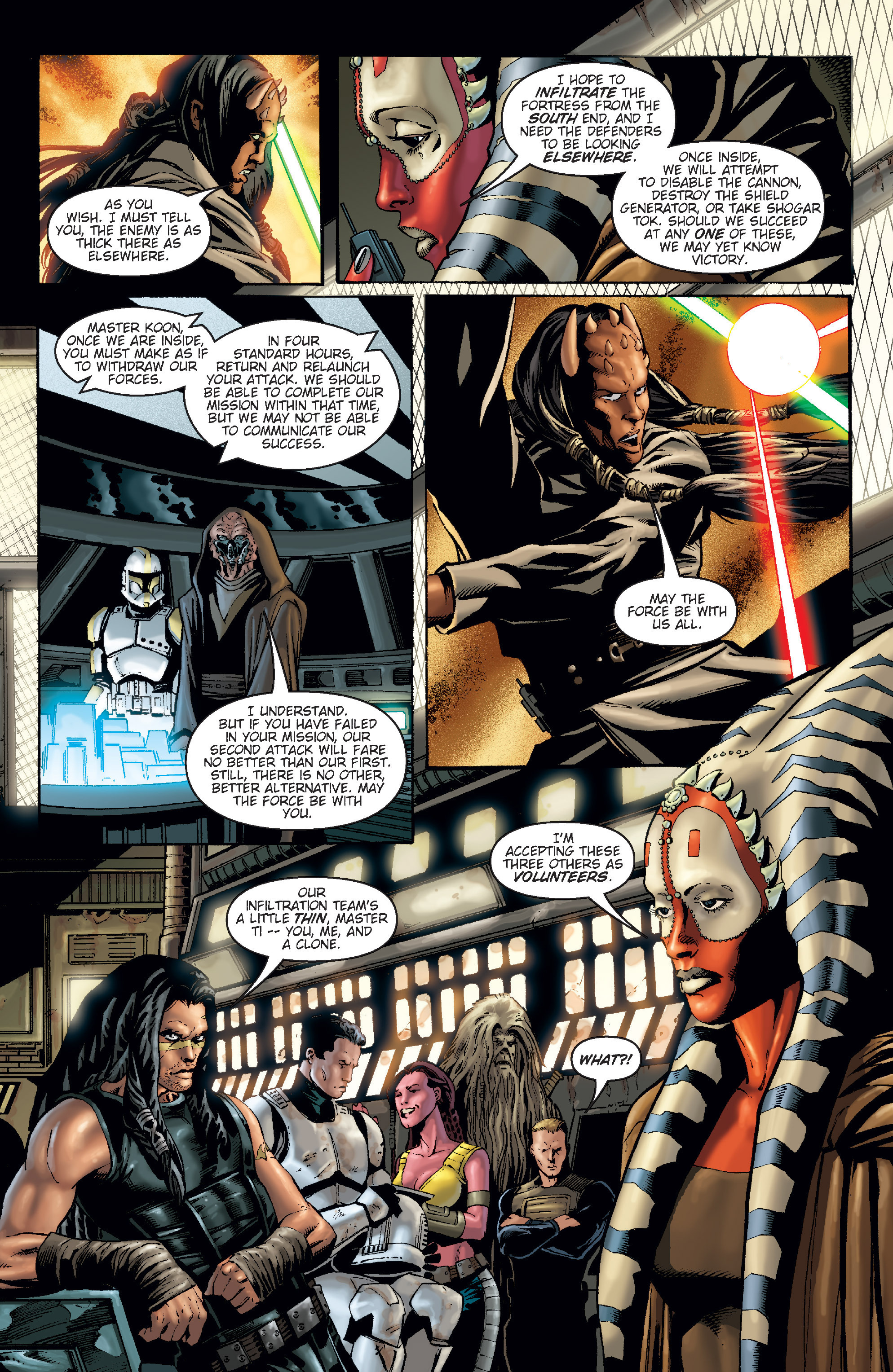 Star Wars Legends Epic Collection: The Clone Wars chap 2 pic 1