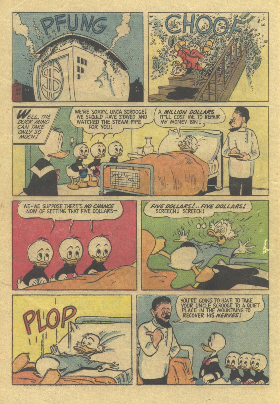 Uncle Scrooge (1953) Issue #110 #110 - English 12
