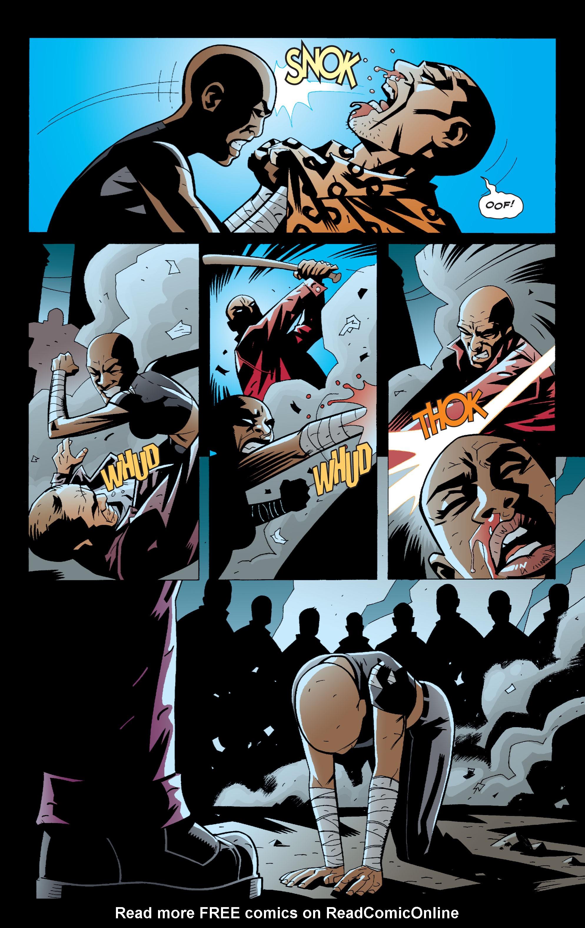 Read online Batman: War Games comic -  Issue #6 - 6