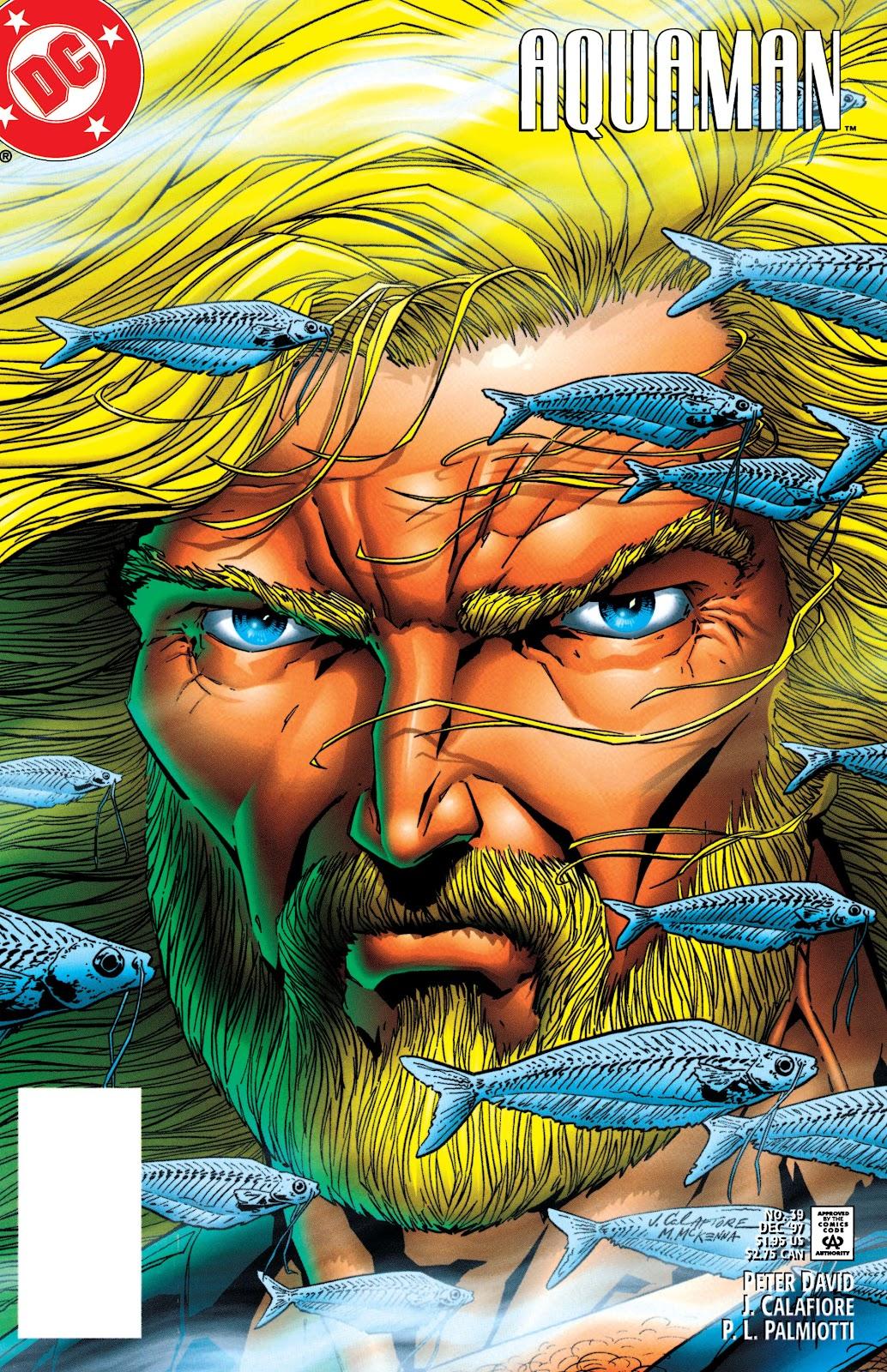 Aquaman (1994) Issue #39 #45 - English 1