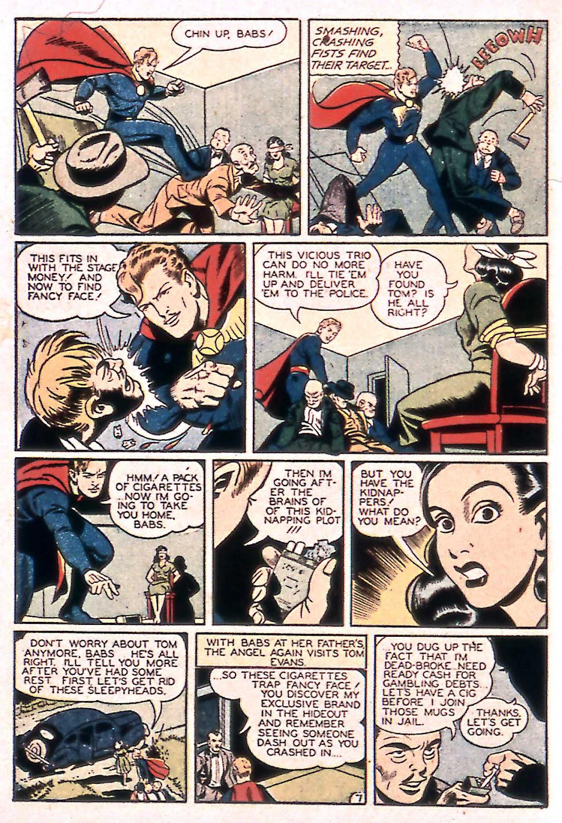 Sub-Mariner Comics Issue #14 #14 - English 48