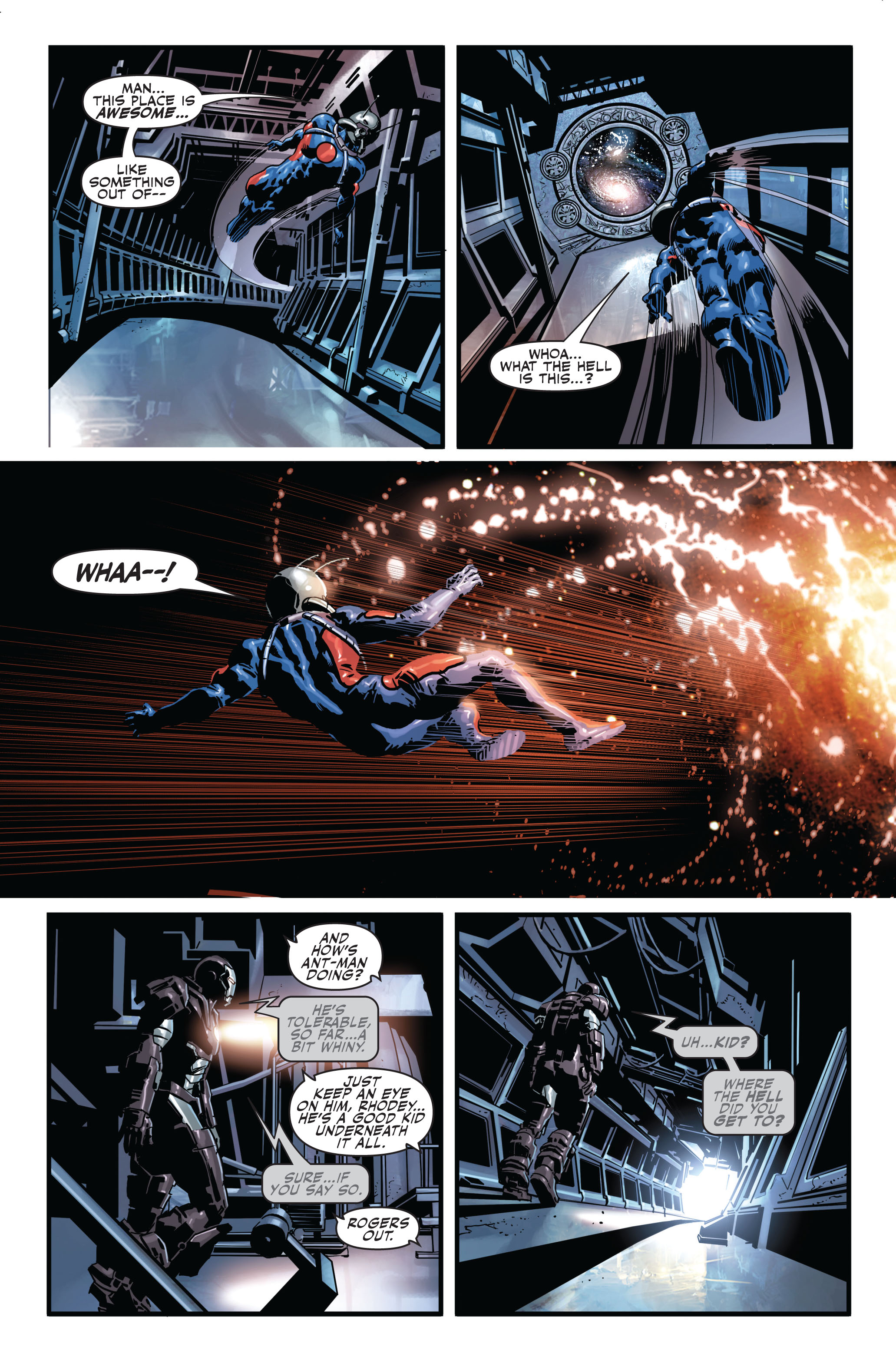 Read online Secret Avengers (2010) comic -  Issue #2 - 17