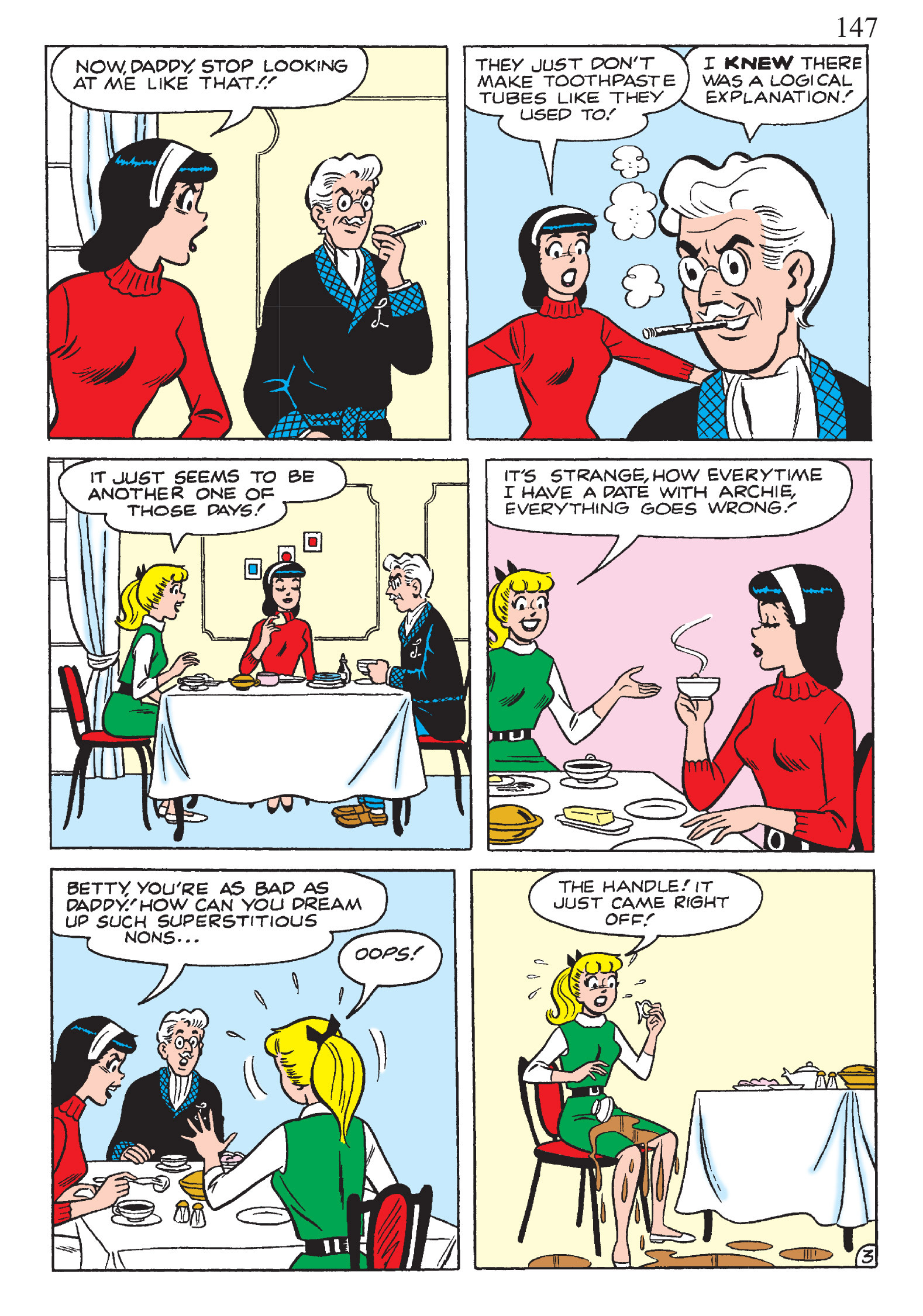 Read online The Best of Archie Comics comic -  Issue # TPB 1 (Part 1) - 144