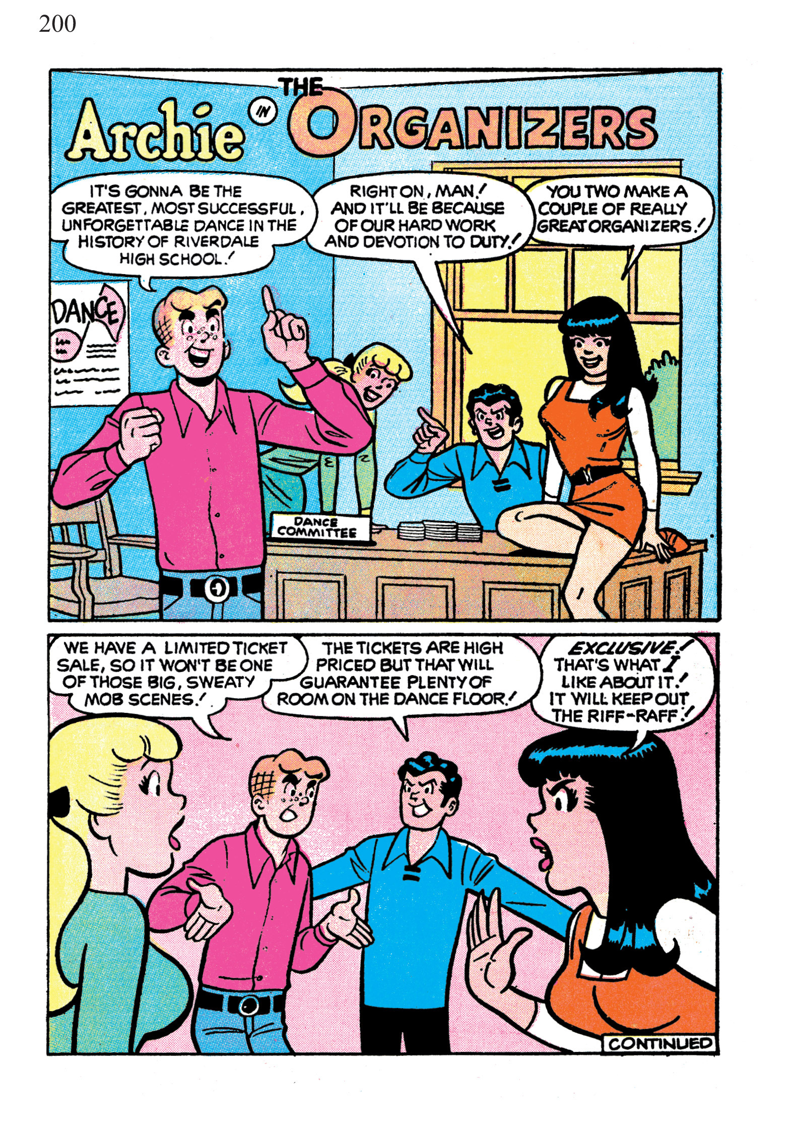 Read online The Best of Archie Comics comic -  Issue # TPB 1 (Part 1) - 196