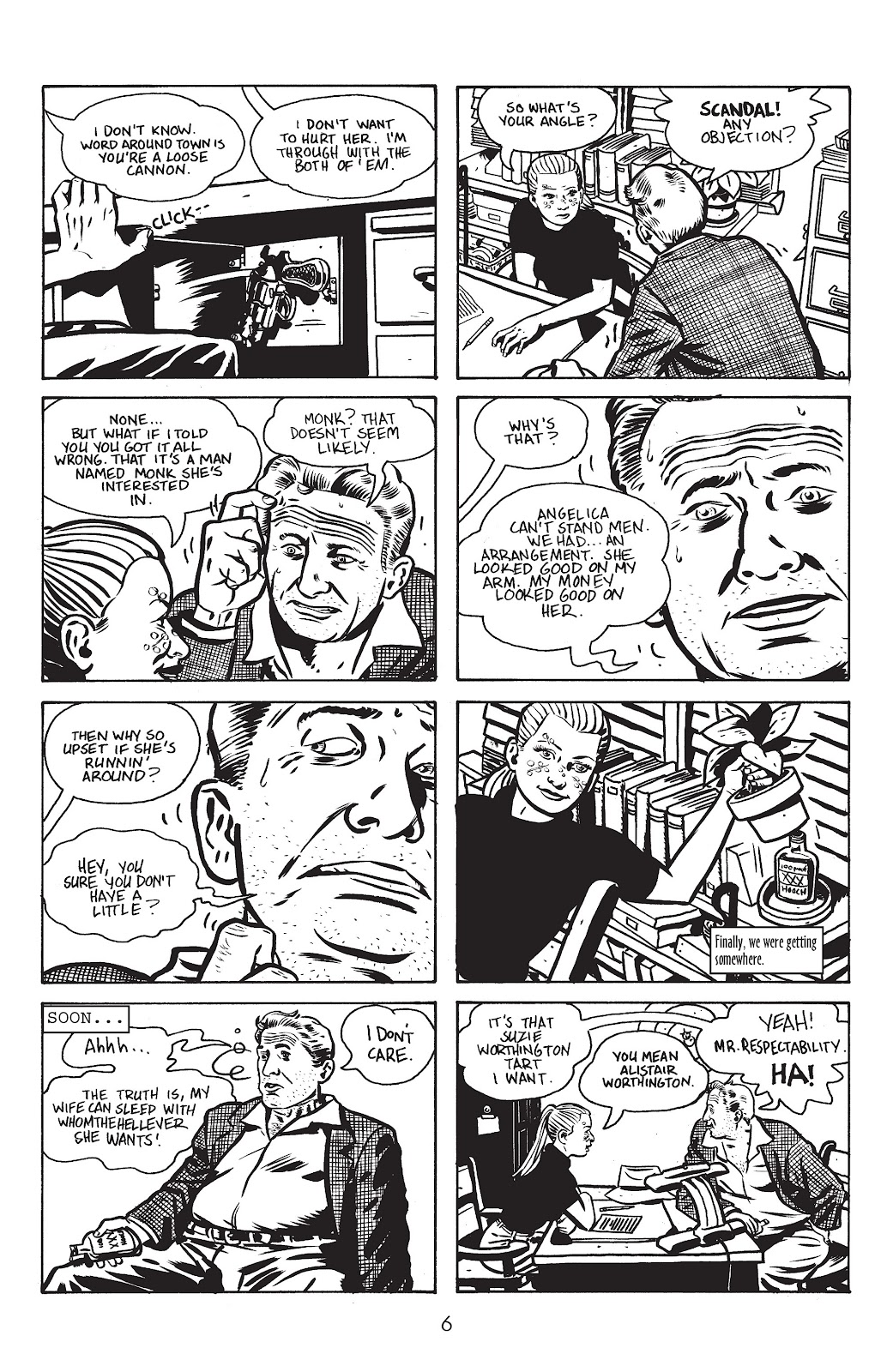 Stray Bullets Issue #18 #18 - English 8