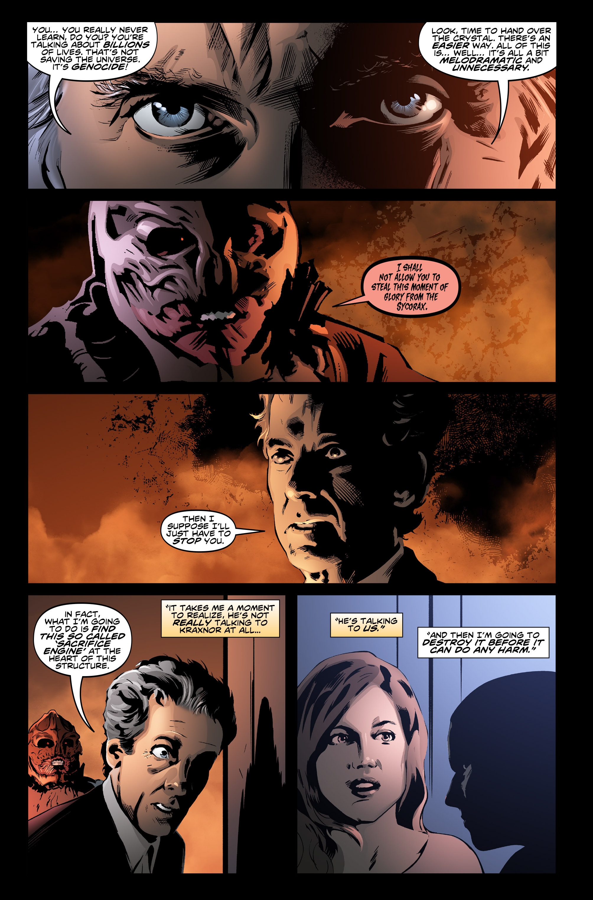 Doctor Who: Ghost Stories chap 6 pic 8