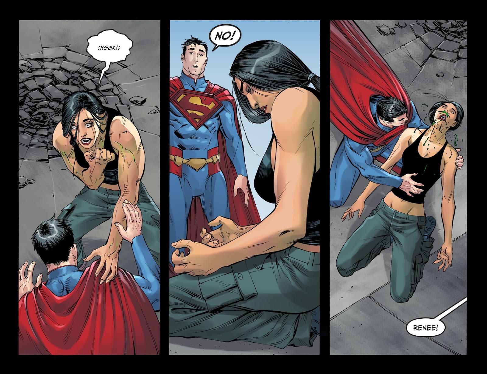 Injustice: Gods Among Us Year Four Issue #4 #5 - English 13