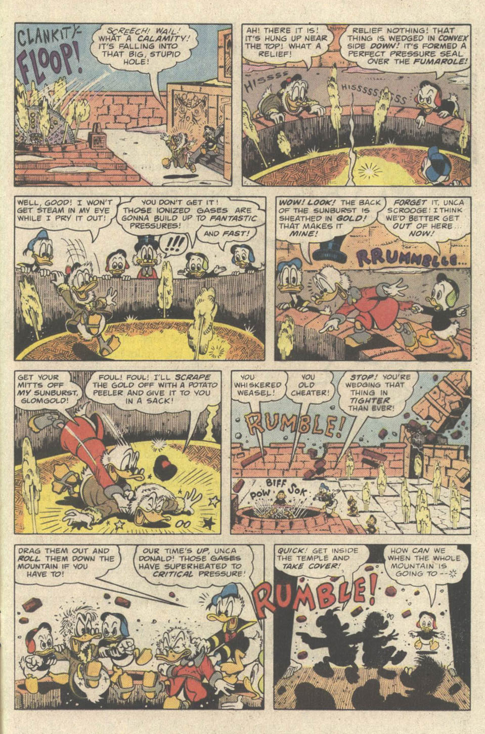 Uncle Scrooge (1953) Issue #219 #219 - English 25