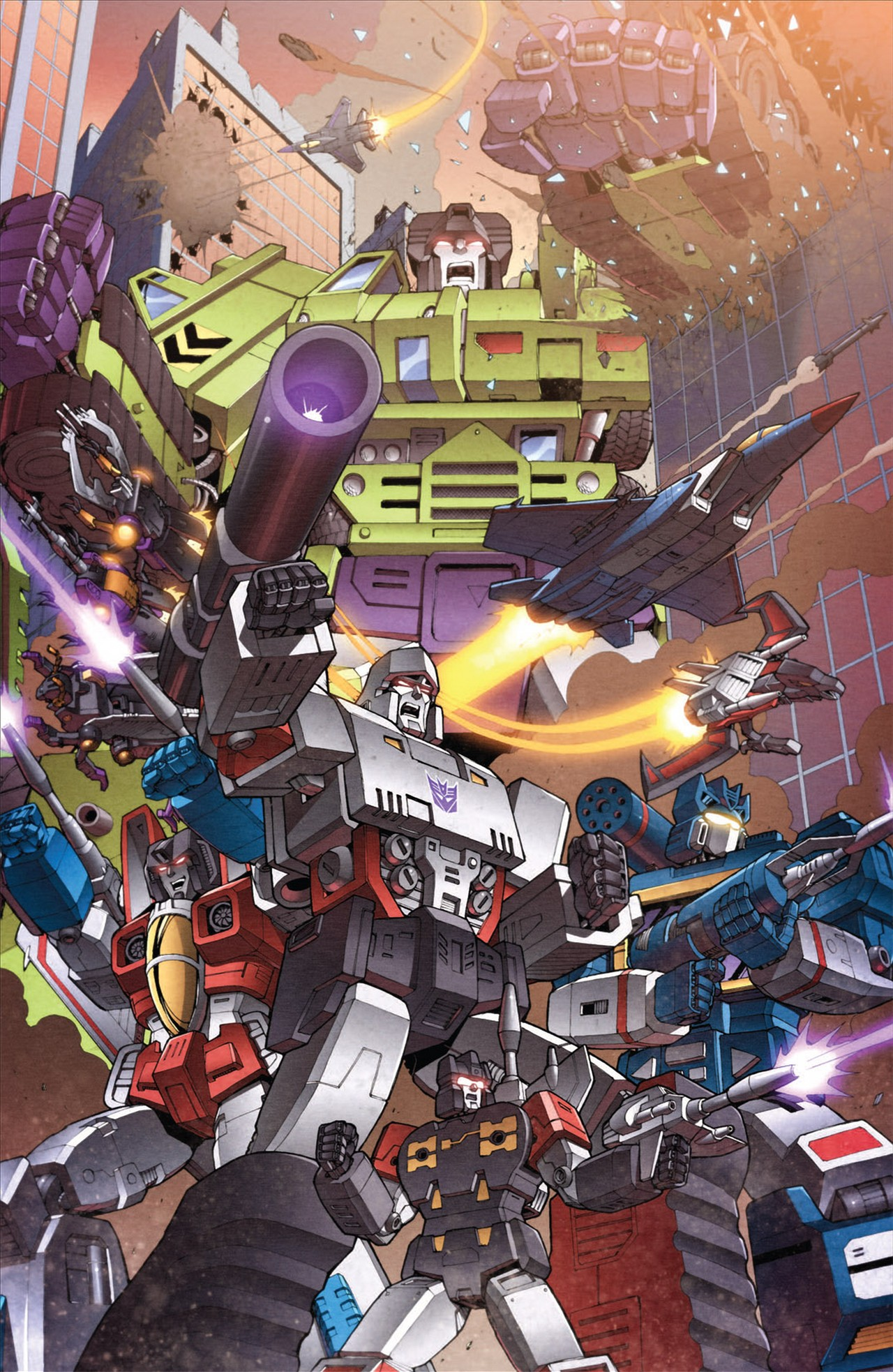 The Transformers (2009) chap 31 pic 19
