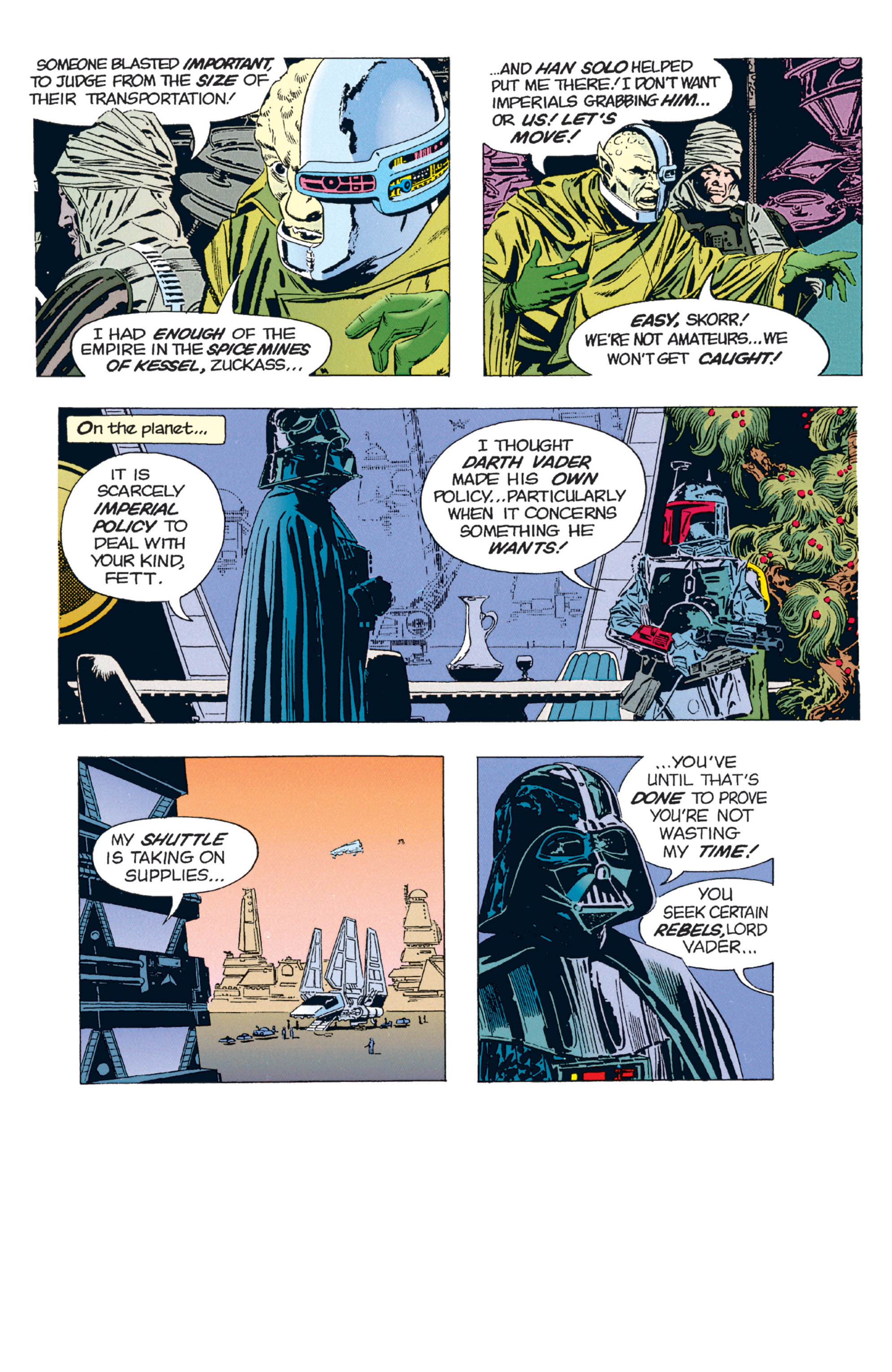 Classic Star Wars #20 #20 - English 19