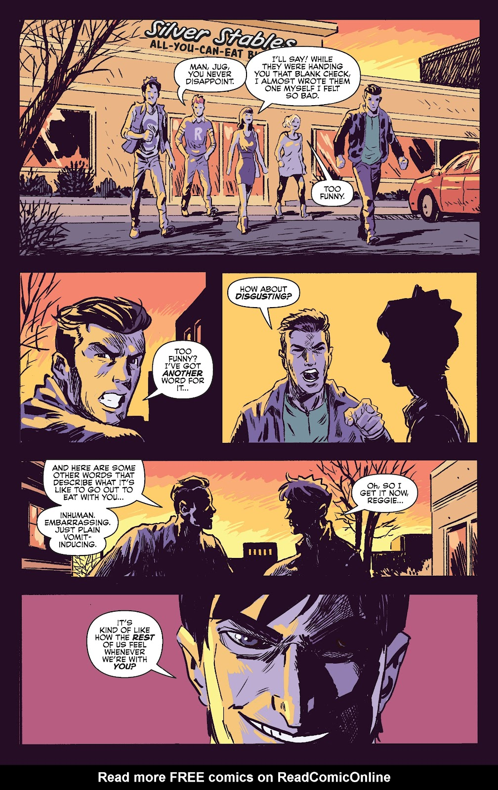 Jughead The Hunger Issue #0 #1 - English 10