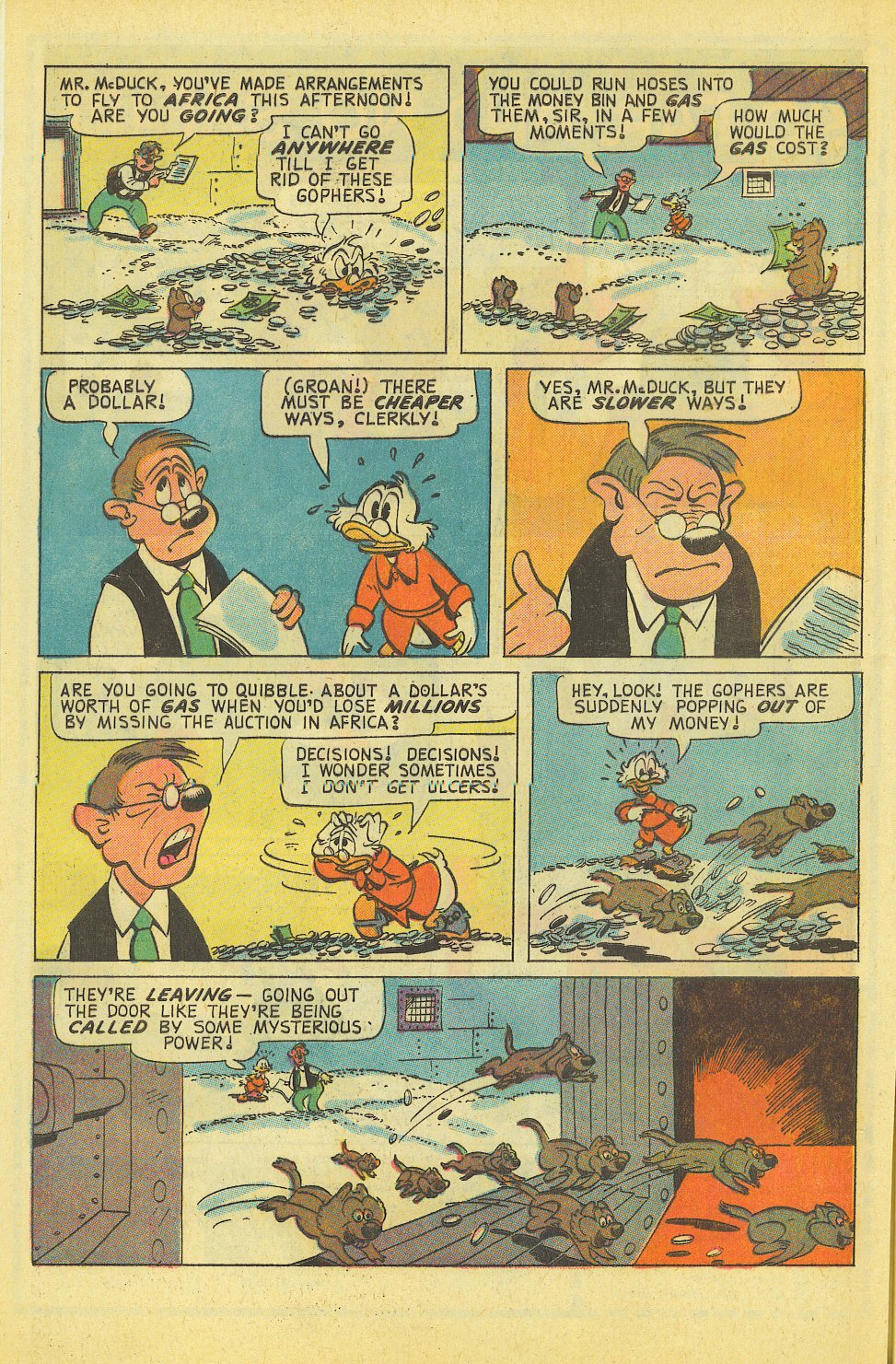 Uncle Scrooge (1953) Issue #127 #127 - English 4