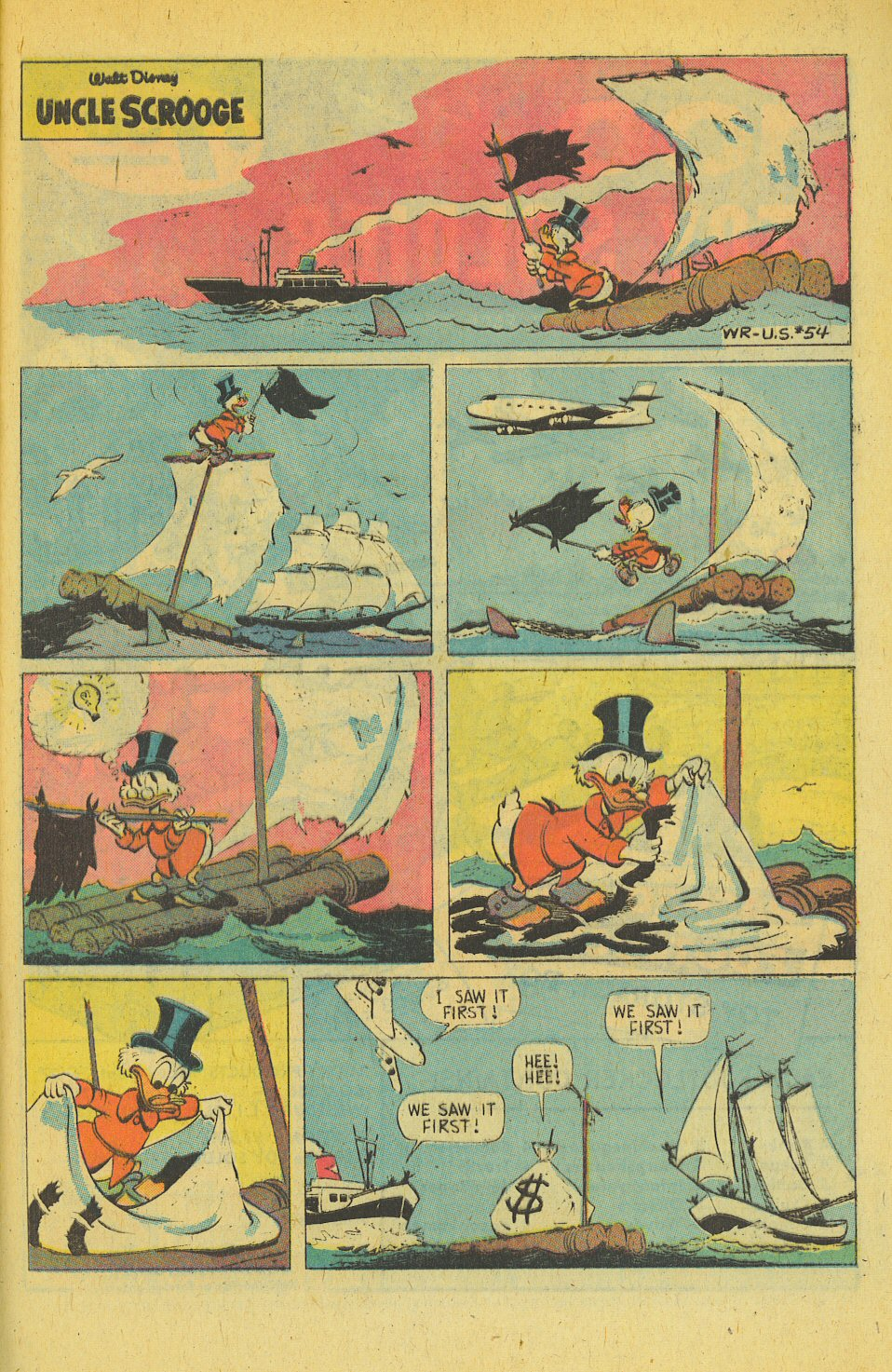 Uncle Scrooge (1953) Issue #118 #118 - English 33