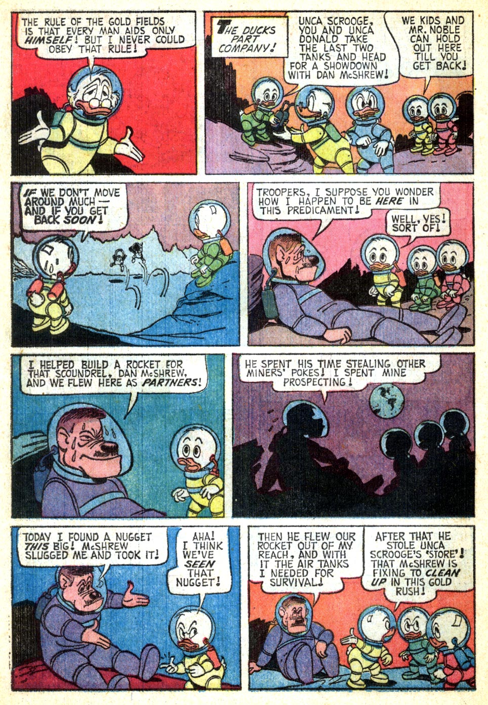 Uncle Scrooge (1953) Issue #49 #49 - English 15