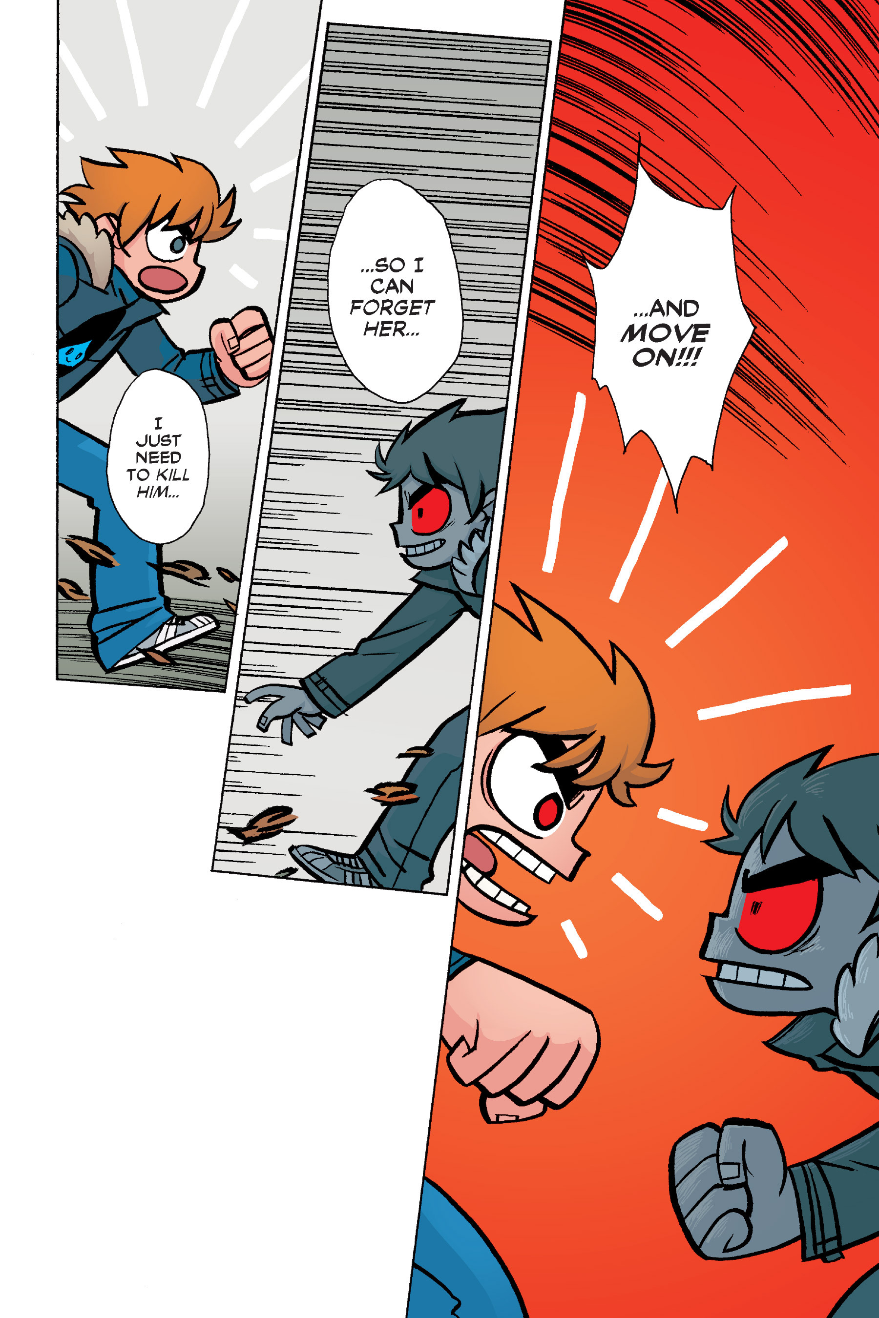 Read online Scott Pilgrim comic -  Issue #6 - 79