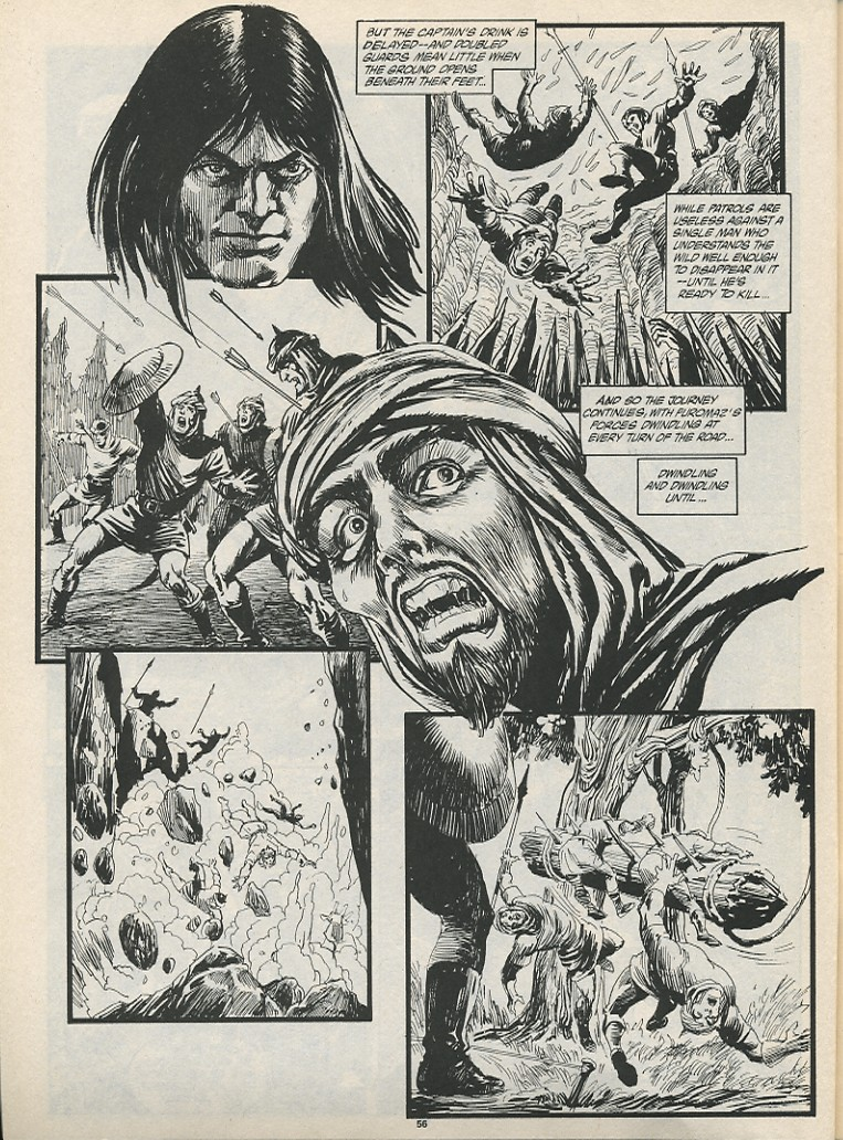 The Savage Sword Of Conan Issue #189 #190 - English 58