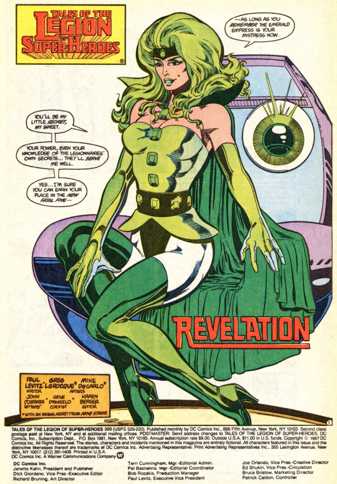 Tales of the Legion Issue #350 #37 - English 2