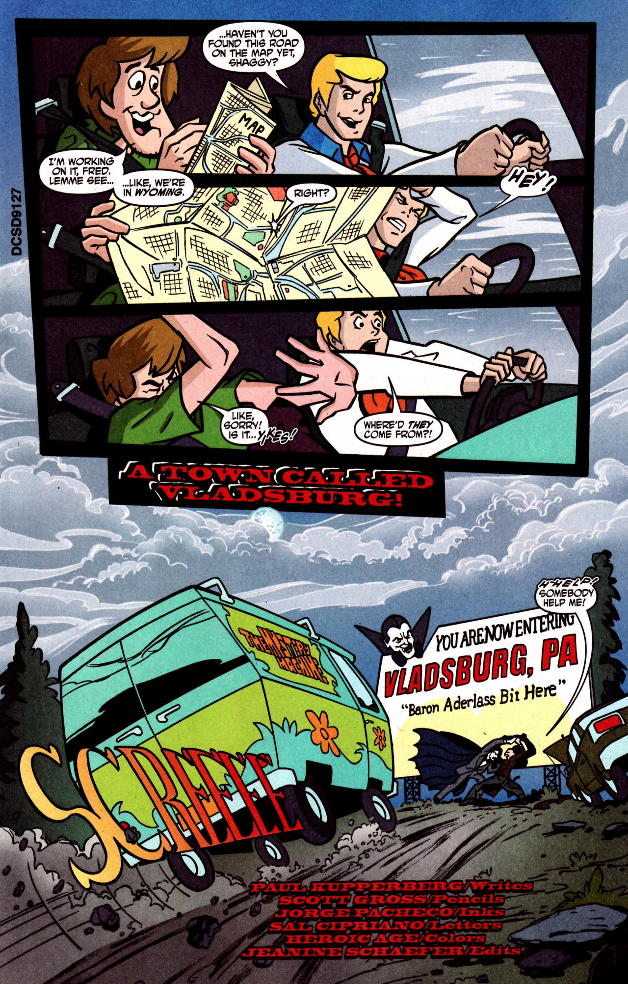 Read online Scooby-Doo (1997) comic -  Issue #128 - 12