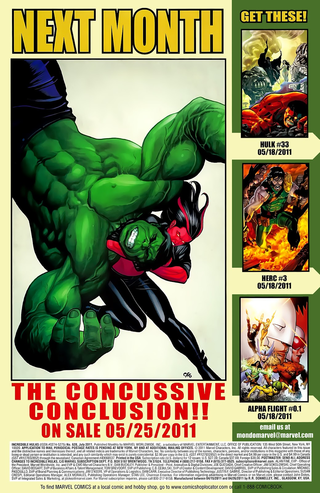 Incredible Hulks (2010) Issue #628 #18 - English 23