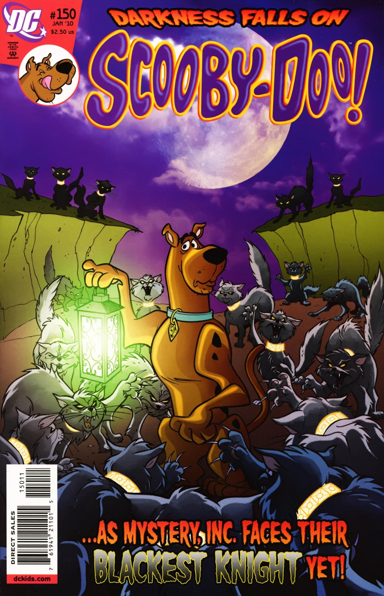 Read online Scooby-Doo (1997) comic -  Issue #150 - 1