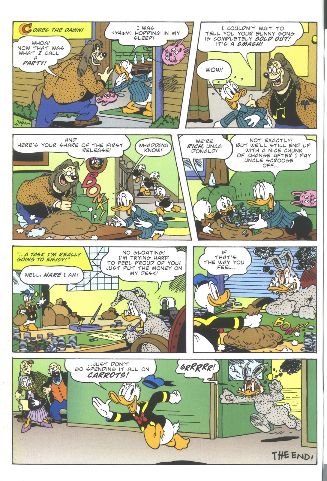 Uncle Scrooge (1953) Issue #352 #352 - English 66