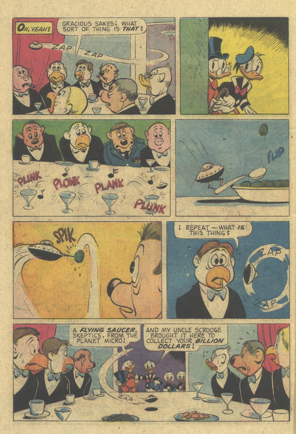 Uncle Scrooge (1953) Issue #130 #130 - English 28