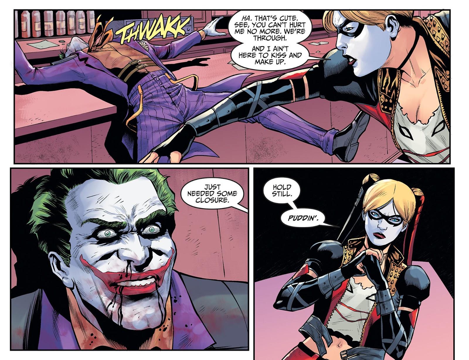 Injustice: Ground Zero Issue #24 #24 - English 11