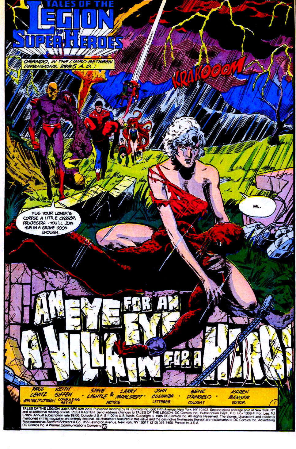 Tales of the Legion Issue #330 #17 - English 2
